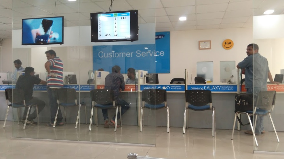 Samsung Authorised Mobile Service Centers in Hyderabad - Near Me