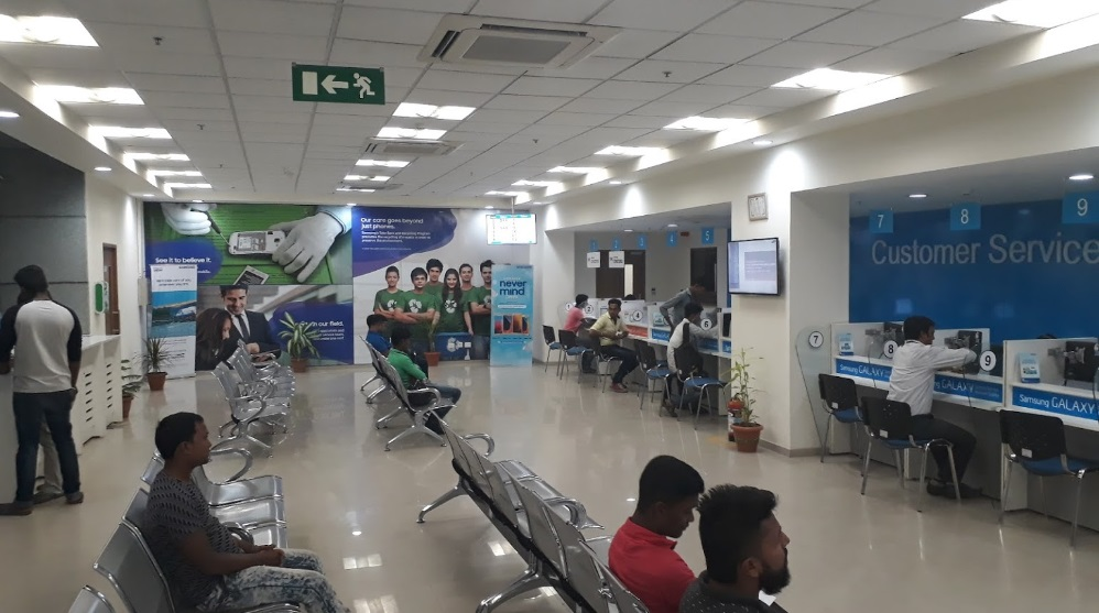 Samsung Authorized Mobile Service Centers in Faridabad, Haryana - Near Me