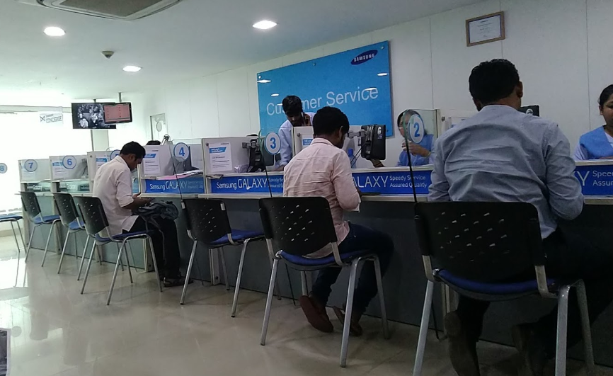 Samsung Mobile Service Centers in Bangalore - Near Me
