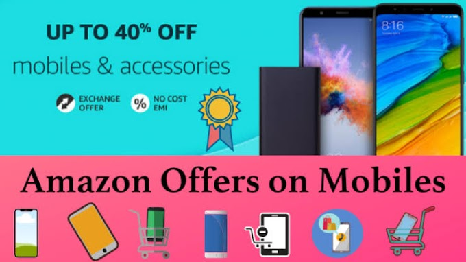 amazon mobile offer - 40% off