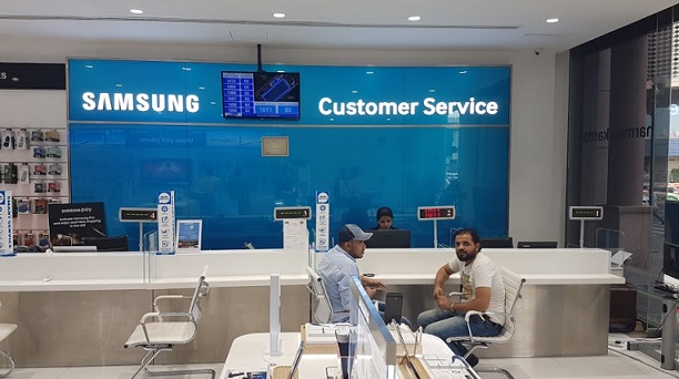 Samsung Authorized Mobile Service Centers in Dubai, United Arab Emirates Near Me