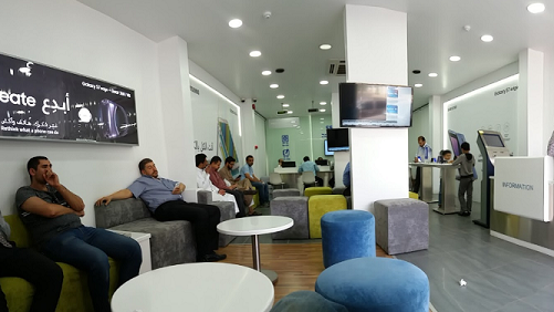 Samsung Authorized Mobile Service Centers in Jeddah, Makkha Near Me